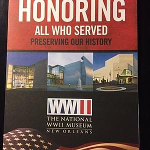 WW II Museum, New Orleans