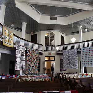 Quilts & Courthouse
