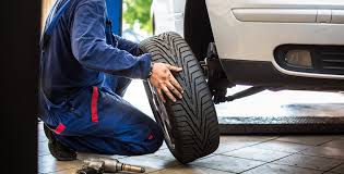 Tire Rotation and Computer Balance