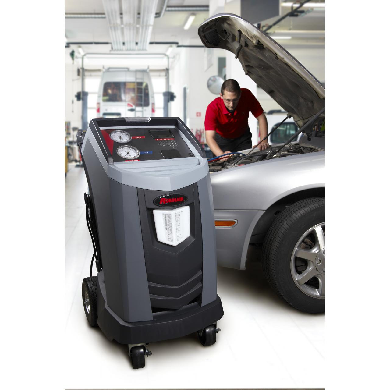 Air Condioner Recharge Complete $99.00