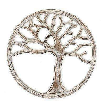 White Tree of Life Wall Plaque