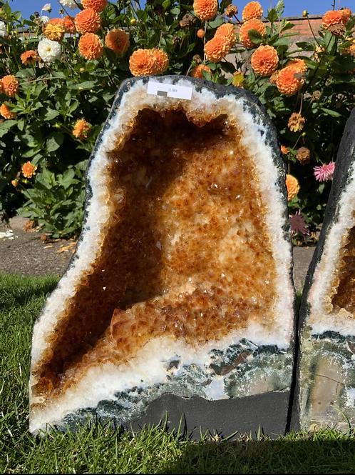 Citrine Quartz Crystal Cathedral 15.1kg