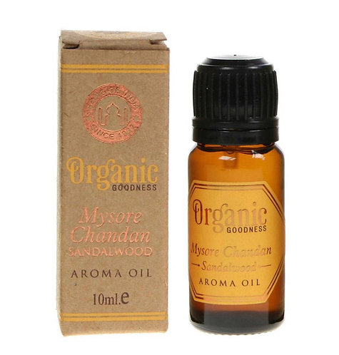 Organic Aroma Oil Sandalwood