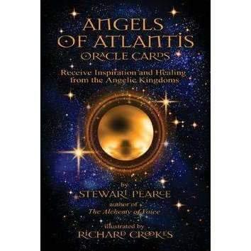 ANGELS OF ATLANTIS ORACLE CARDS: