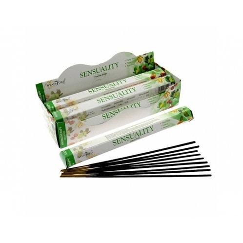 Stamford Sensuality Hex Incense Sticks
