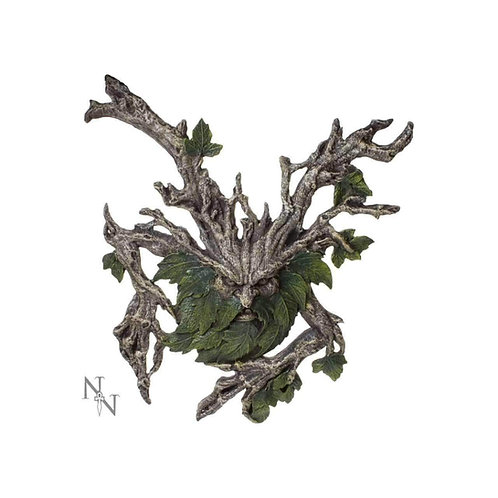 """Wylde Jack"" Tree Spirits Wall Hanging (39cm) Wiccan"