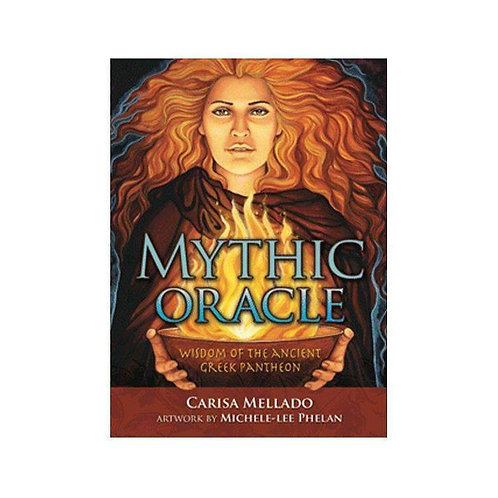 Mythic Oracle: 45 Cards & 160 Page Guide: Free Postage