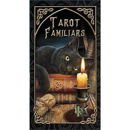 Lisa Parker, TAROT FAMILIARS Fantasy and Spiritual