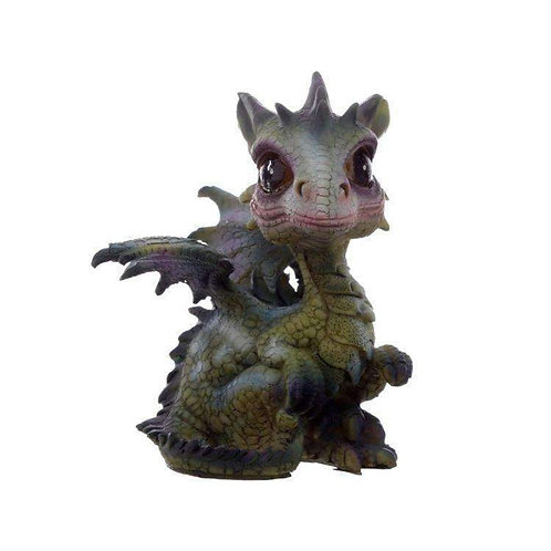 Baby Dragon Midnight Dream: CUTE FIGURINE: (Designs Vary) FREE Postage