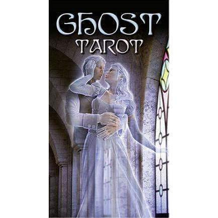 GHOST TAROT Davide Corsi Between the visible and the invisible