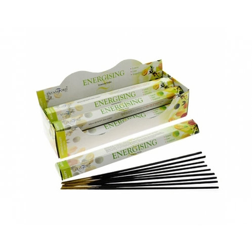 Stamford Energising Hex Incense Sticks