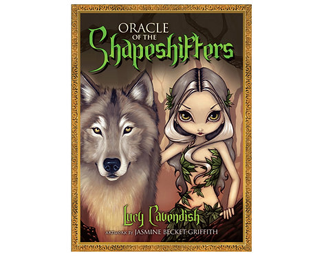 Oracle of the Shapeshifters: Mystical Book & Oracle Set: