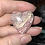 Thumbnail: Rhodochrosite Polished Heart