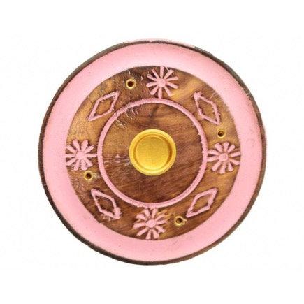 Pink Pattern Ashcatcher