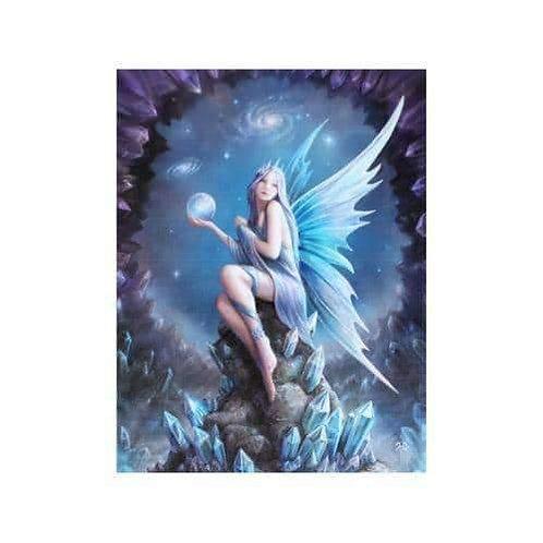 Star Gazer Anne Stokes Wall Plaque