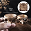 Thumbnail: Carved Wooden Stand For Crystal Spheres