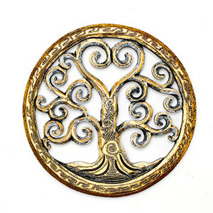 copy of White Tree of Life Wall Plaque