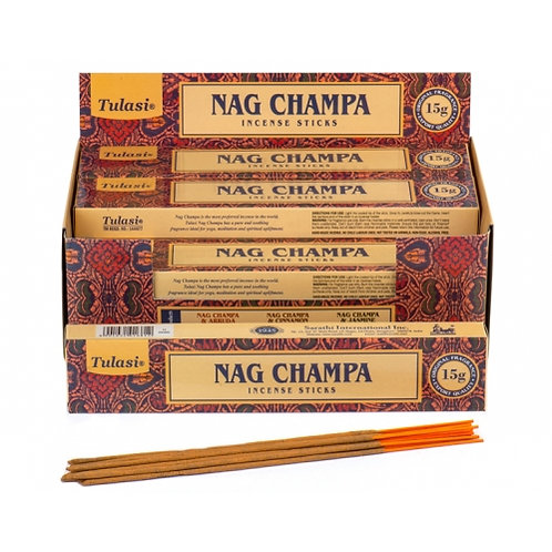 Tulasi Nag Champa Incense Sticks
