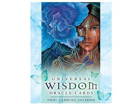 UNIVERSAL WISDOM ORACLE CARD & BOOK SET