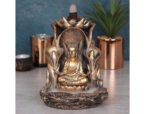 Buddha Backflow Incense Holder