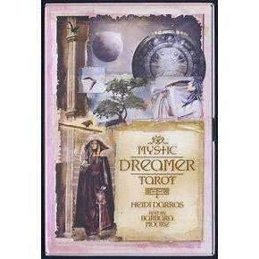 Mystic Dreamer Tarot 78 Card Deck & 240 page Book