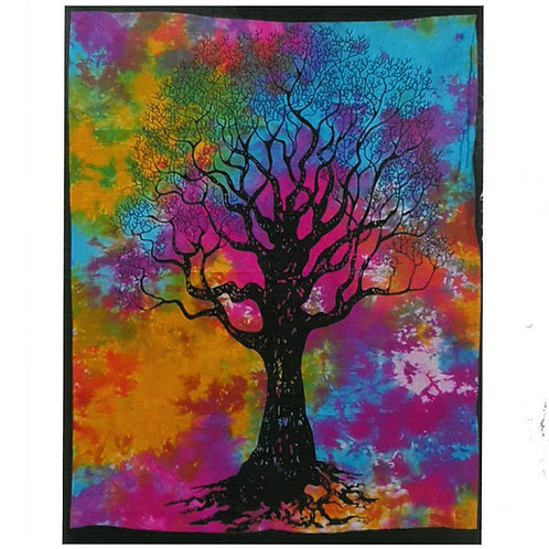 Vibrant Cotton Wall Hangings