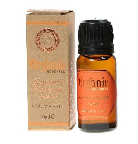 Organic Aroma Oil Narangi Orange