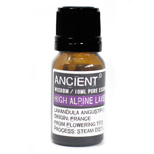 High Alpine Lavender Essential Oil 10ml