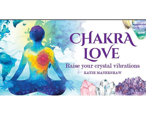 Chakra Love: Mini Affirmation Cards