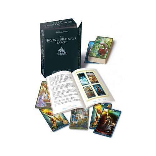 The Book of Shadow Tarot - Complete Edition (2 X Packs + 160 page Book