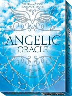 ANGELIC ORACLE; 32 Full Colour Cards: