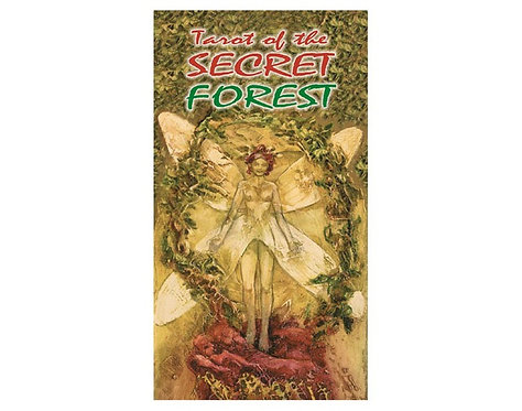 Tarot of Sectre Forest Deck