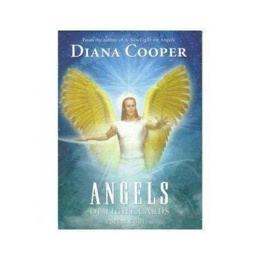 ANGELS OF THE LIGHT POCKET DECK BY DIANA COOPER