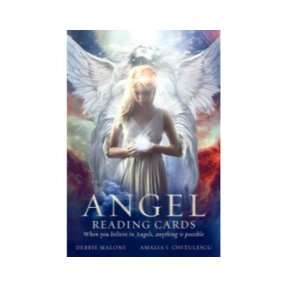 Angel Reading Cards by Australian Psychic of the Year, Debbie Malone