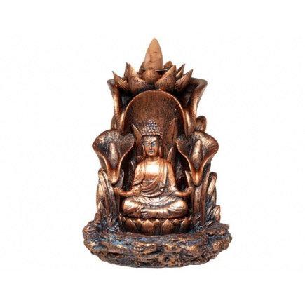 Buddha Backflow Incense Burner