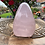 Thumbnail: Jelly Rose Quartz Crystal Freeform