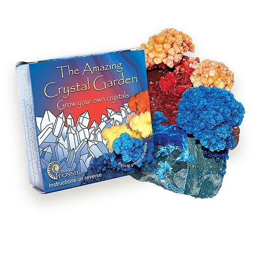 Crystal Garden Pack