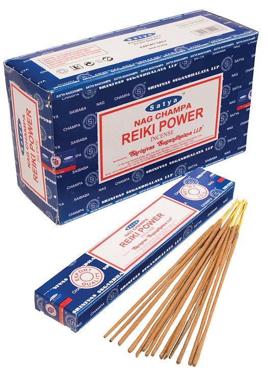 Satya Reiki Power Incense Sticks