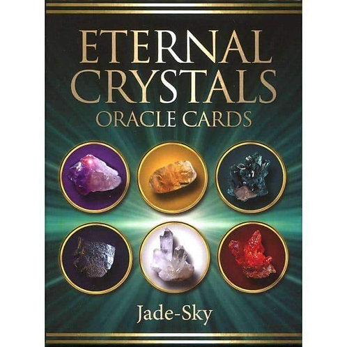 Eternal Crystals (Oracle Cards): Free Delivery