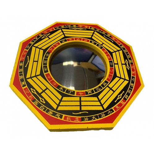 Hand Made Feng Shui Bagua Mirrors