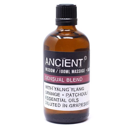 Sensual Massage Oil - 100ml