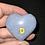 Thumbnail: Angelite Polished Heart