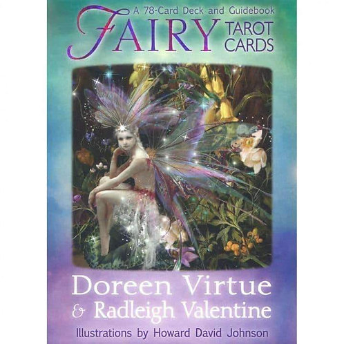 Fairy Tarot Cards By Doreen Virtue