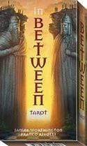 """In Between"" Tarot 78 Full Colour Cards & Instructions"