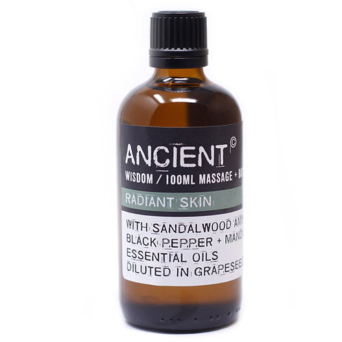 Radiant Skin Massage Oil - 100ml