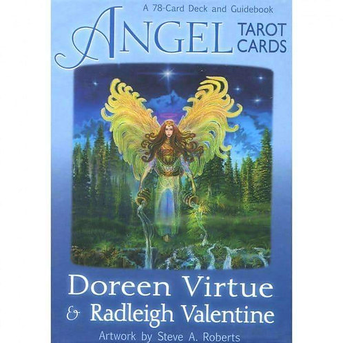 Angel Tarot Cards by Doreen Virtue: Free Delivery