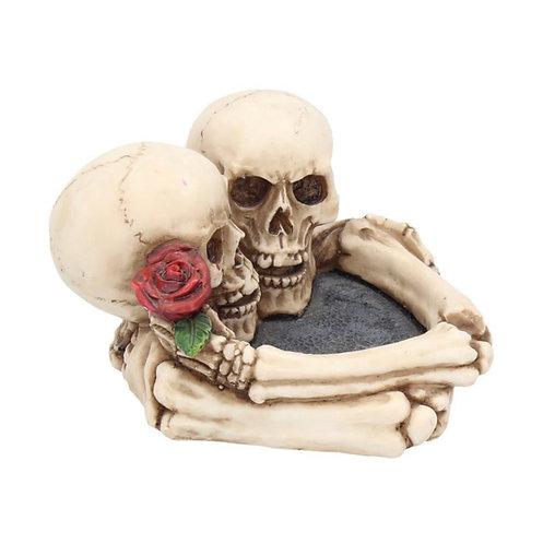 Last Tango Skeleton Resin Dish