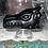 Thumbnail: Black Obsidian Carved Dragon Head
