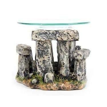Stone Henge Decorative Oil Burner