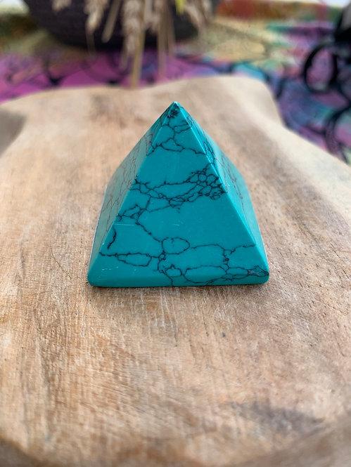 Turquinite Pyramid